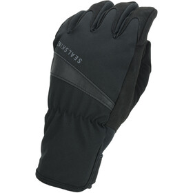 Sealskinz Waterproof All Weather Gants de cyclisme, black